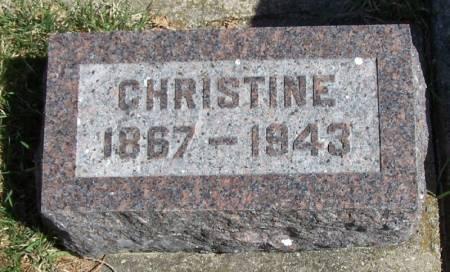 LOSEN, CHRISTINE - Winneshiek County, Iowa   CHRISTINE LOSEN