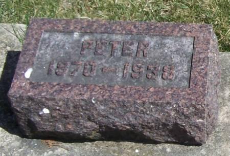 LOSEN, PETER - Winneshiek County, Iowa   PETER LOSEN