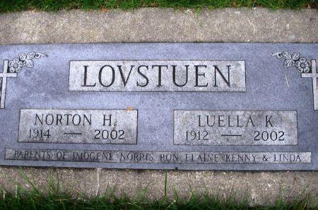 LOVSTUEN, NORTON H. - Winneshiek County, Iowa | NORTON H. LOVSTUEN
