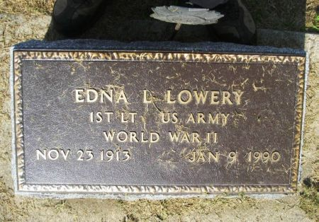 LOWERY, EDNA L. - Winneshiek County, Iowa | EDNA L. LOWERY