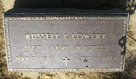 LOWERY, RUSSELL L. - Winneshiek County, Iowa | RUSSELL L. LOWERY