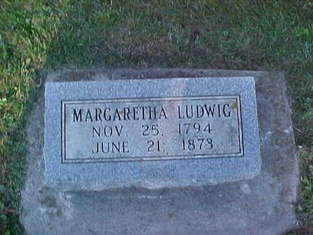 LUDWIG, MARGARETHA - Winneshiek County, Iowa | MARGARETHA LUDWIG