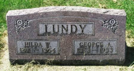 LUNDY, GEORGE A. - Winneshiek County, Iowa | GEORGE A. LUNDY
