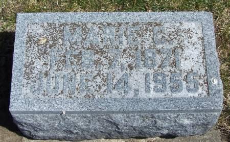 LUROS, MARIE G - Winneshiek County, Iowa   MARIE G LUROS