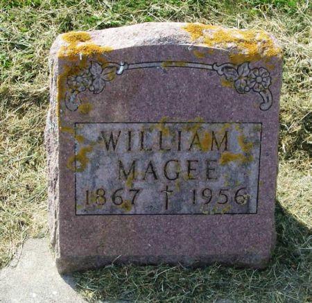 MAGEE, WILLIAM - Winneshiek County, Iowa | WILLIAM MAGEE