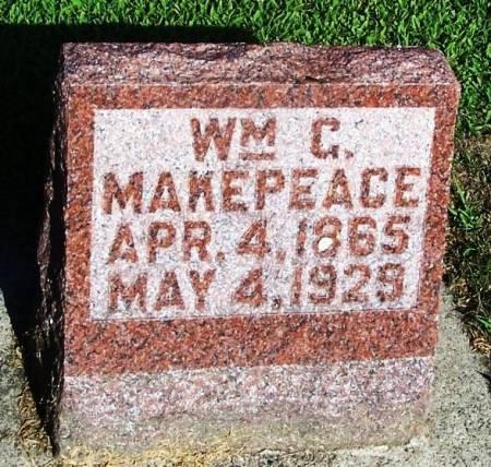 MAKEPEACE, WM G - Winneshiek County, Iowa | WM G MAKEPEACE