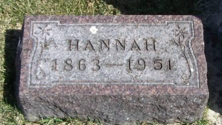 MALAND, HANNAH - Winneshiek County, Iowa | HANNAH MALAND