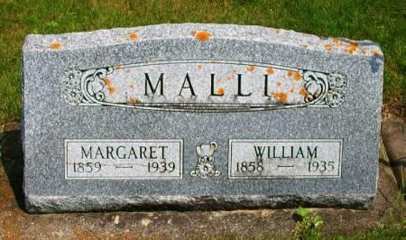 MALLI, WILLIAM - Winneshiek County, Iowa | WILLIAM MALLI