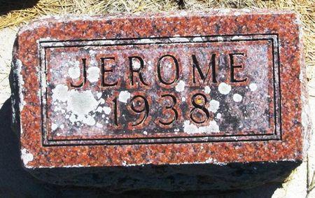 MARTINEK, JEROME - Winneshiek County, Iowa   JEROME MARTINEK