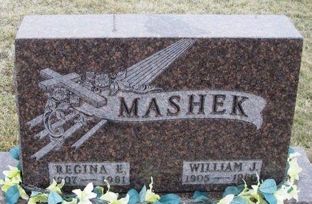 MASHEK, WILLIAM J. - Winneshiek County, Iowa   WILLIAM J. MASHEK