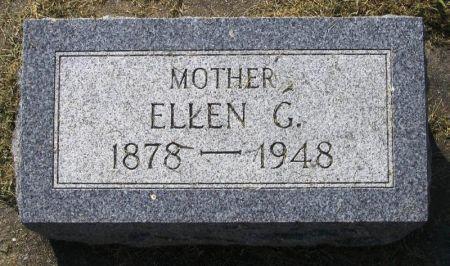 MCCONNELL, ELLEN G. - Winneshiek County, Iowa   ELLEN G. MCCONNELL
