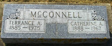 MCCONNELL, CATHERINE A. - Winneshiek County, Iowa | CATHERINE A. MCCONNELL