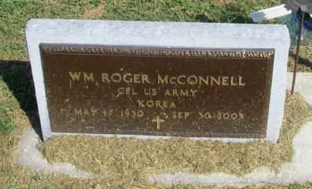 MCCONNELL, WM ROGER - Winneshiek County, Iowa   WM ROGER MCCONNELL