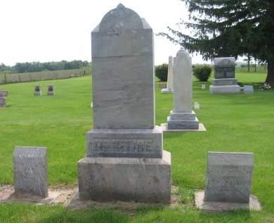 MCINTIRE, ELIZABETH - Winneshiek County, Iowa   ELIZABETH MCINTIRE