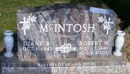 MCINTOSH, ROBERT W. - Winneshiek County, Iowa | ROBERT W. MCINTOSH