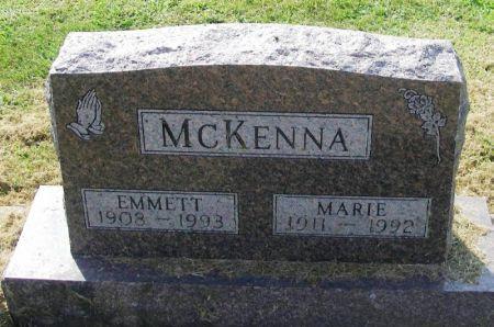 MCKENNA, EMMETT - Winneshiek County, Iowa | EMMETT MCKENNA