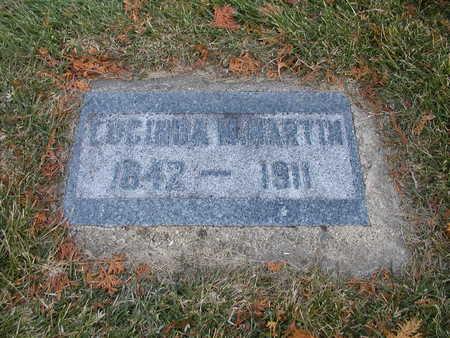 DEAN MCMARTIN, LUCINDA - Winneshiek County, Iowa | LUCINDA DEAN MCMARTIN