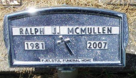 MCMULLEN, RALPH J. - Winneshiek County, Iowa   RALPH J. MCMULLEN