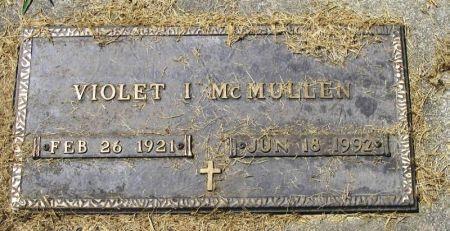 MCMULLEN, VIOLET I. - Winneshiek County, Iowa | VIOLET I. MCMULLEN