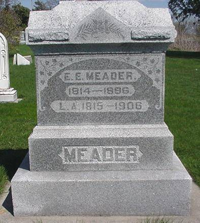 MEADER, E.E. - Winneshiek County, Iowa | E.E. MEADER