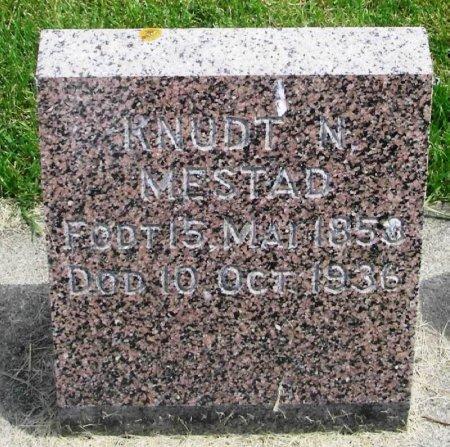 MESTAD, KNUDT N - Winneshiek County, Iowa   KNUDT N MESTAD