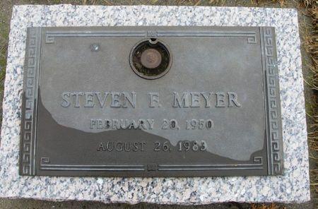 MEYER, STEVEN F. - Winneshiek County, Iowa | STEVEN F. MEYER