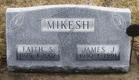 MIKESH, JAMES J. - Winneshiek County, Iowa   JAMES J. MIKESH