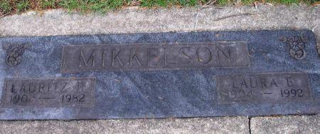 MIKKELSON, LAURA E. - Winneshiek County, Iowa | LAURA E. MIKKELSON