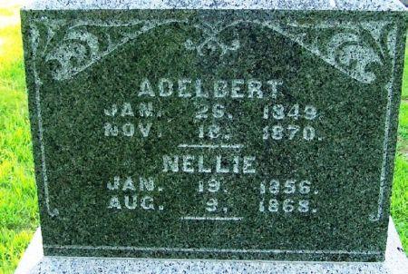 MILLER, ADELBERT - Winneshiek County, Iowa | ADELBERT MILLER