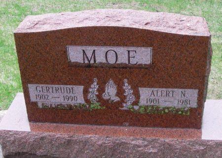 MOE, GERTRUDE - Winneshiek County, Iowa | GERTRUDE MOE