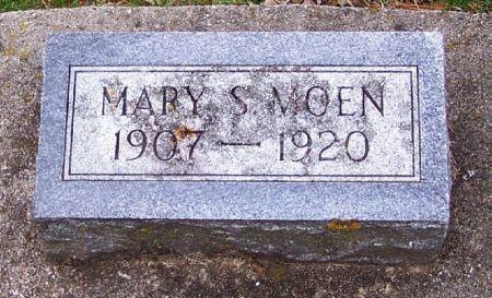MOEN, MARY S. - Winneshiek County, Iowa | MARY S. MOEN