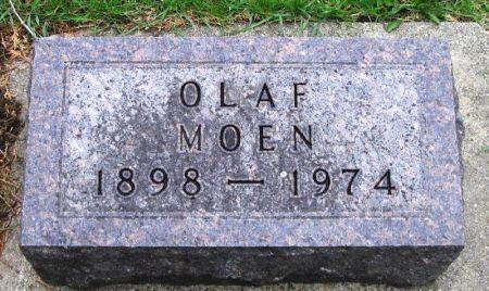 MOEN, OLAF - Winneshiek County, Iowa   OLAF MOEN
