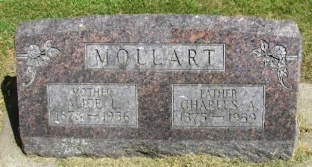 MOLLART, CHARLES A - Winneshiek County, Iowa | CHARLES A MOLLART