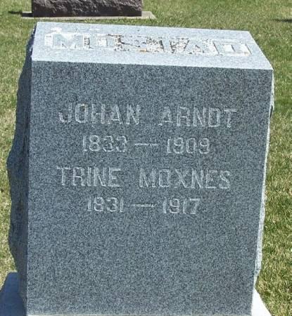 MOLSTAD, JOHAN ARNDT - Winneshiek County, Iowa | JOHAN ARNDT MOLSTAD