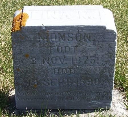 MONSON, GINA M - Winneshiek County, Iowa | GINA M MONSON