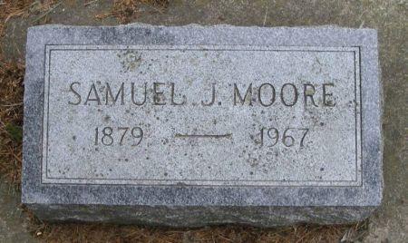 MOORE, SAMUEL J. - Winneshiek County, Iowa | SAMUEL J. MOORE