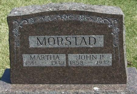 MORSTAD, MARTHA - Winneshiek County, Iowa | MARTHA MORSTAD
