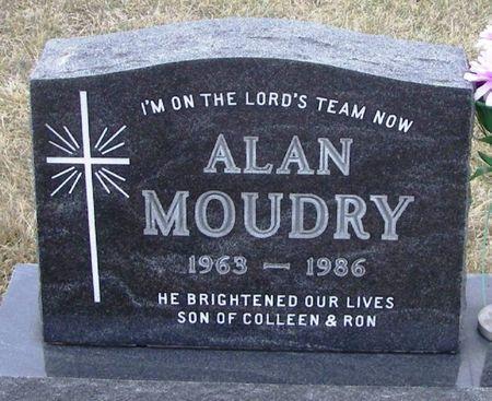 MOUDRY, ALAN - Winneshiek County, Iowa | ALAN MOUDRY