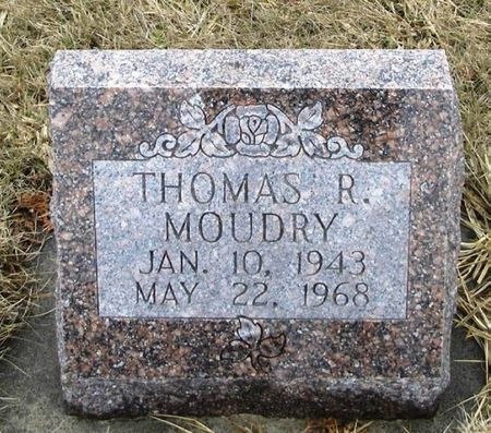MOUDRY, THOMAS R. - Winneshiek County, Iowa | THOMAS R. MOUDRY