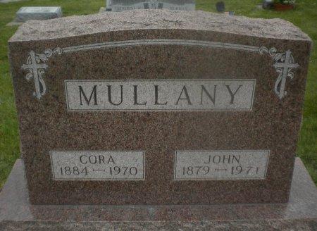MULLANY, JOHN - Winneshiek County, Iowa | JOHN MULLANY