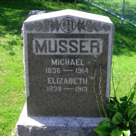 MUSSER, MICHAEL - Winneshiek County, Iowa   MICHAEL MUSSER