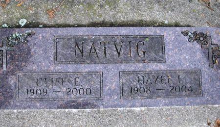 NATVIG, CLIFF E. - Winneshiek County, Iowa   CLIFF E. NATVIG