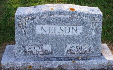 NELSON, MYRTLE G. - Winneshiek County, Iowa | MYRTLE G. NELSON