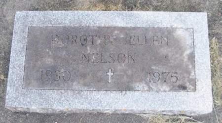 NELSON, DOROTHY ELLEN - Winneshiek County, Iowa | DOROTHY ELLEN NELSON