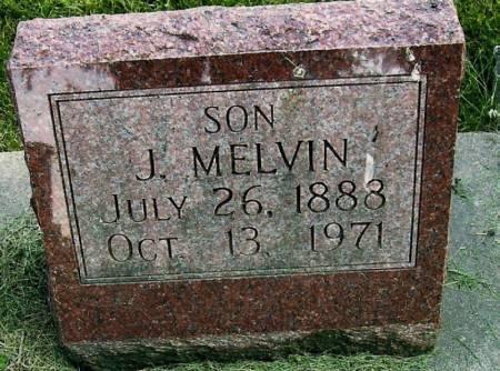 NELSON, J. MELVIN - Winneshiek County, Iowa | J. MELVIN NELSON