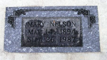 NELSON, MARY - Winneshiek County, Iowa | MARY NELSON