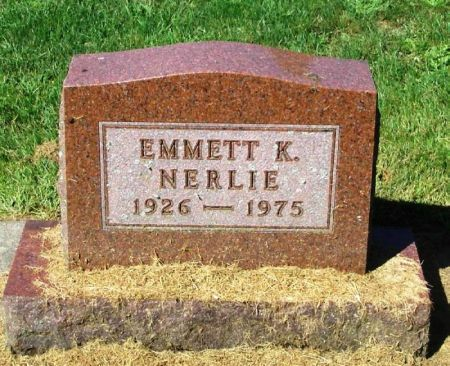 NERLIE, EMMETT K. - Winneshiek County, Iowa | EMMETT K. NERLIE