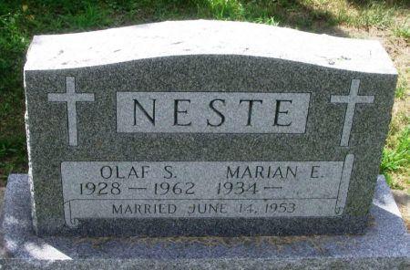NESTE, OLAF S. - Winneshiek County, Iowa | OLAF S. NESTE