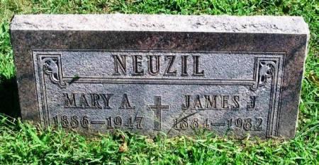 NEUZIL, MARY A - Winneshiek County, Iowa | MARY A NEUZIL