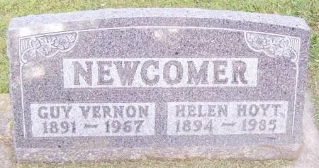HOYT NEWCOMER, HELEN - Winneshiek County, Iowa | HELEN HOYT NEWCOMER
